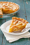 Peaches and Cream Pie (from Cook's Country Magazine)